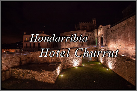 Excursion a Hondarribia - Hotel churrut