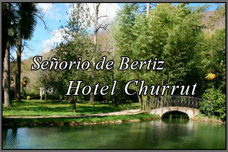 Excursion al señorio de Bertiz - Hotel churrut
