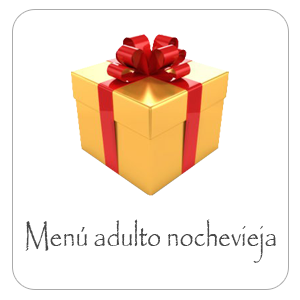 menu adulto nochevieja 2018